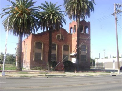 First Mexican Baptist Church